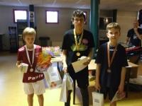Ķekavietis Jānis Plūme izcīna zeltu Baltijas junioru čempionātā skvošā